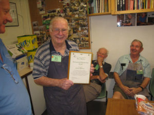 photo distinguished service award