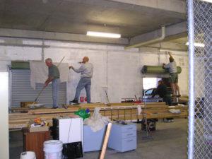 photo setting up 2007