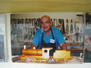 photo the train maker